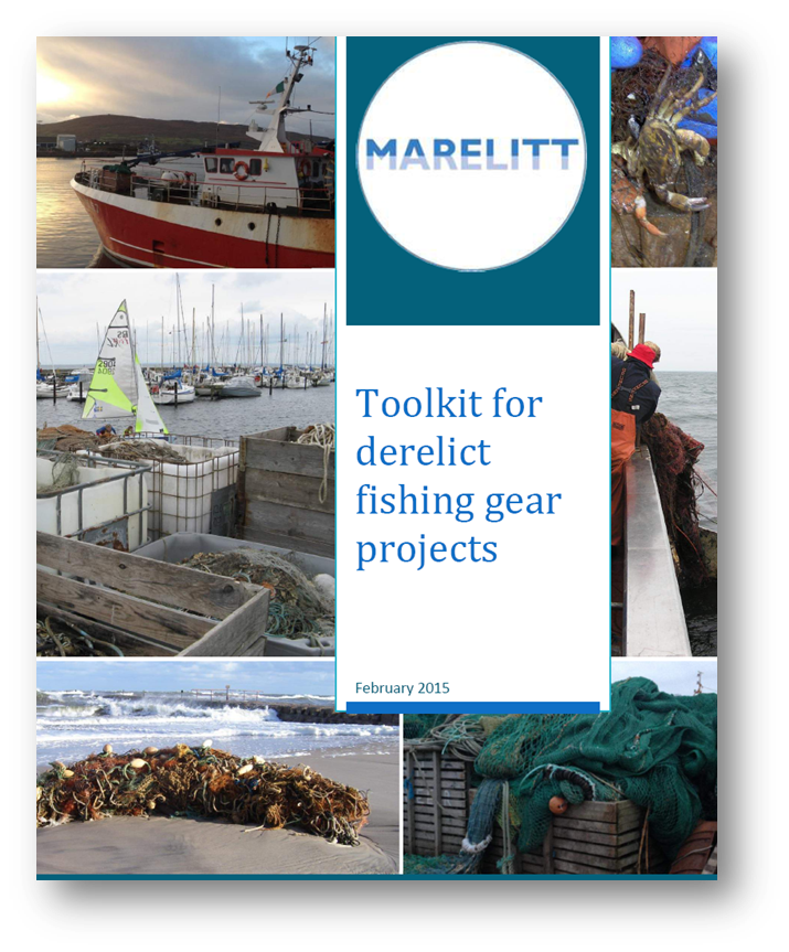 "The toolkit ""Derelict Fishing Gear Retrieval"" is now on-line"