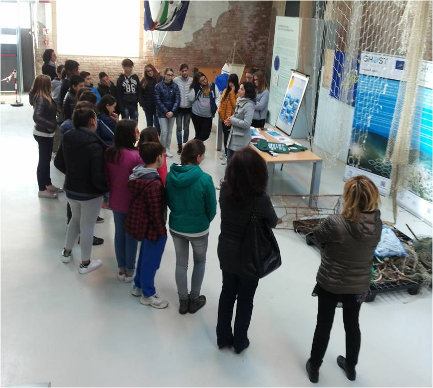 Itinerari educativi in Arsenale
