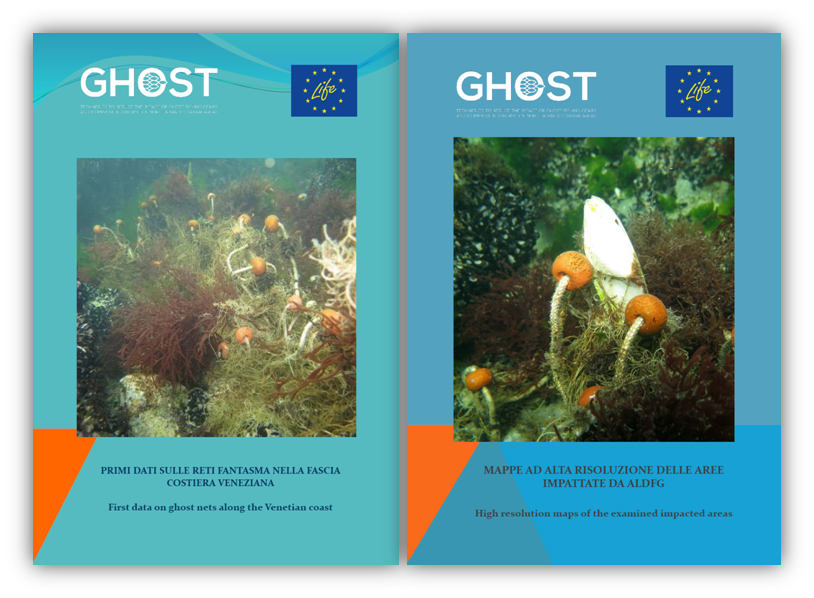 Ghost nets in the Adriatic Sea: first data and maps of the impacted areas now online!
