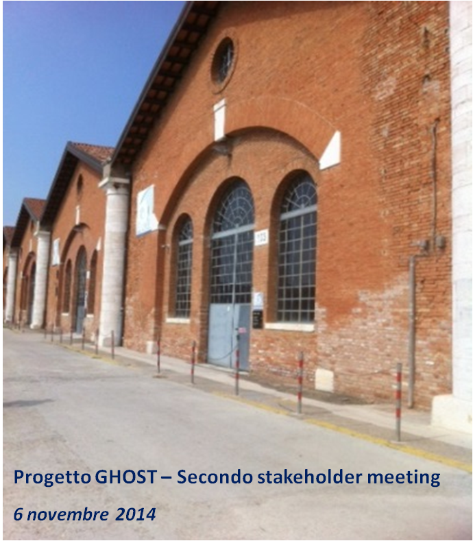 Save the Date! Second GHOST stakeholders meeting