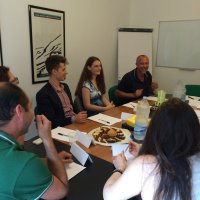Focus group at Bari