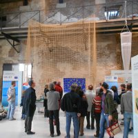 "GHOST Info point at ""Arsenale Aperto"" Initiative"